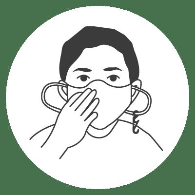 Star Care mascarilla FFP2 paso2